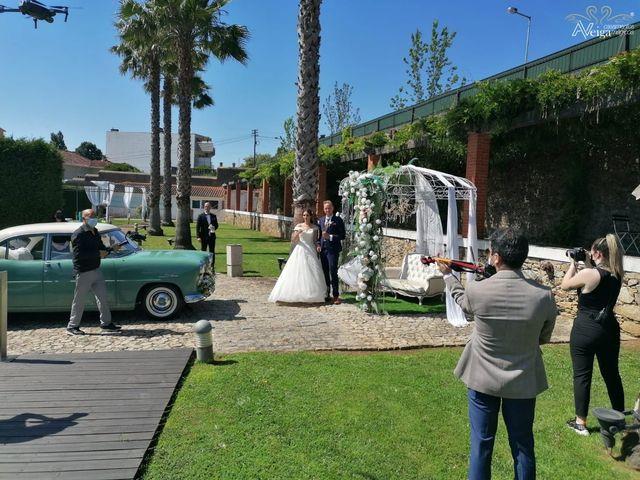 O casamento de Vânia  e Bruno  em Argoncilhe, Santa Maria da Feira 3
