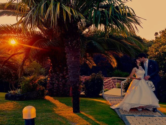 O casamento de Ricardo e Fátima em Vila Maior, Santa Maria da Feira 1
