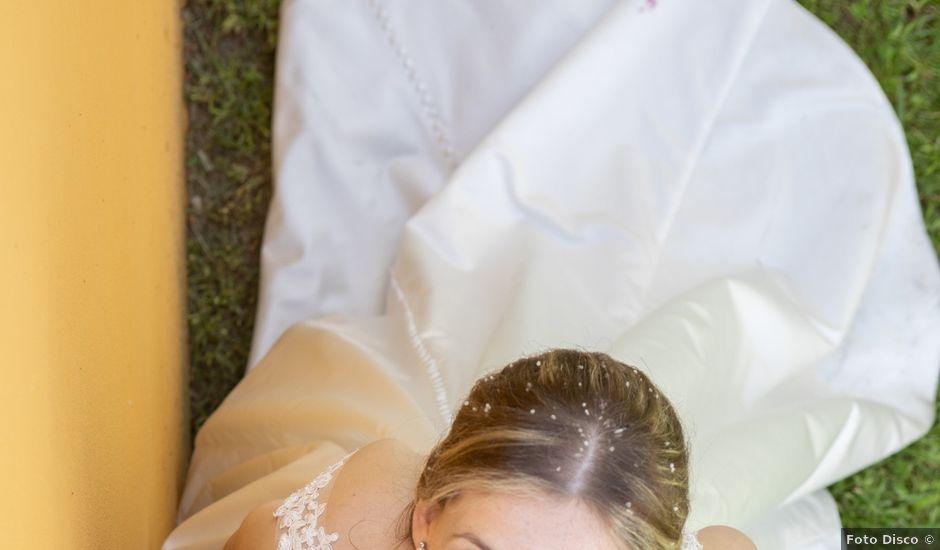 O casamento de Pedro e Flávia em Castelo Branco, Castelo Branco (Concelho)