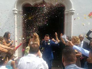 O casamento de Carlos  e Cátia