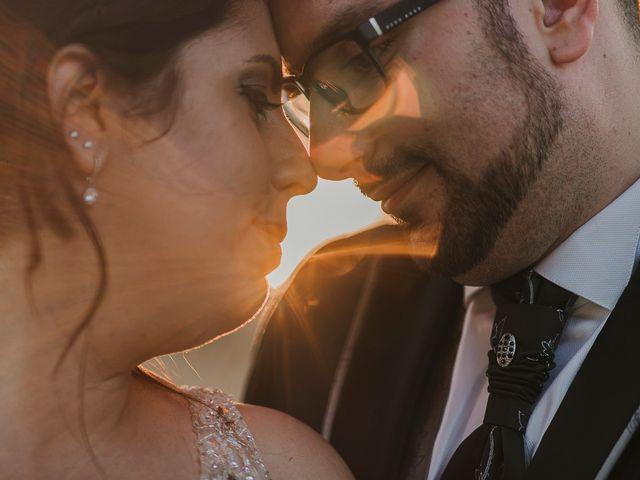 O casamento de Joana e Leonel