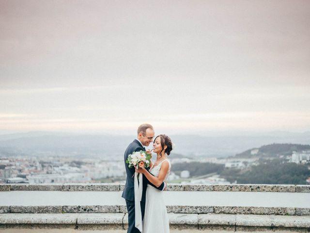 O casamento de Joanna e Nuno