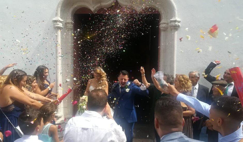 O casamento de Cátia  e Carlos  em Fontanelas, Sintra