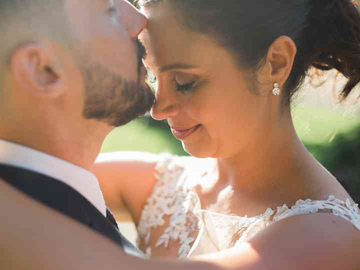 O casamento de Andreia e Marco