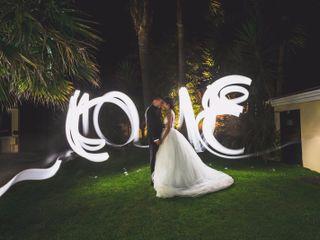 O casamento de Janete e António