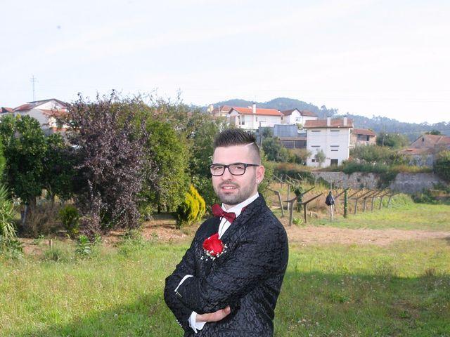O casamento de André e Mónica em Escariz, Arouca 7