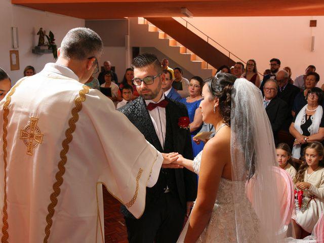 O casamento de André e Mónica em Escariz, Arouca 16