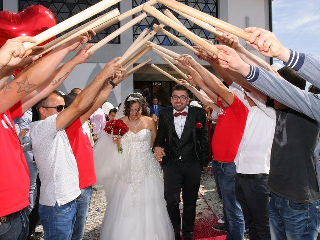 O casamento de André e Mónica em Escariz, Arouca 17