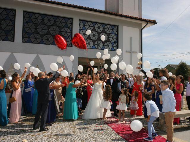 O casamento de André e Mónica em Escariz, Arouca 18
