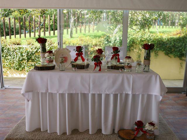 O casamento de André e Mónica em Escariz, Arouca 22