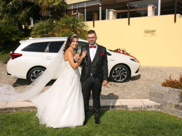 O casamento de André e Mónica em Escariz, Arouca 24