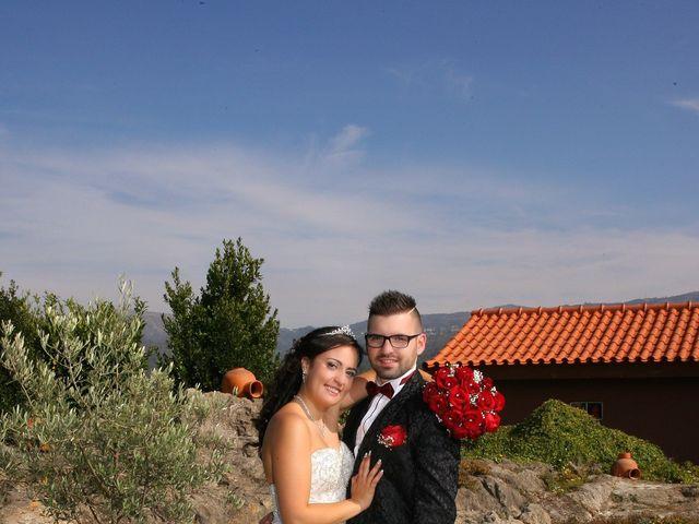 O casamento de André e Mónica em Escariz, Arouca 25