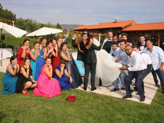 O casamento de André e Mónica em Escariz, Arouca 26