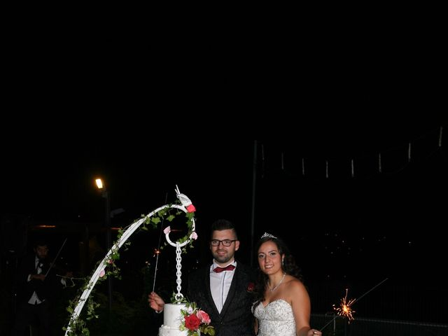 O casamento de André e Mónica em Escariz, Arouca 31
