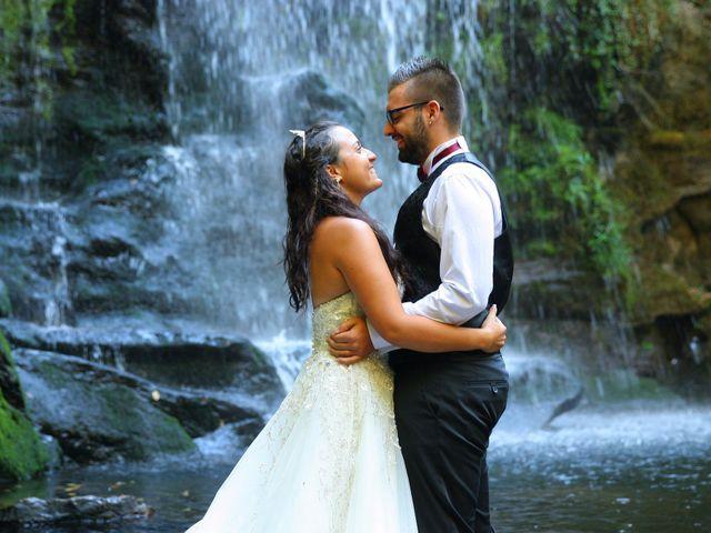 O casamento de André e Mónica em Escariz, Arouca 35