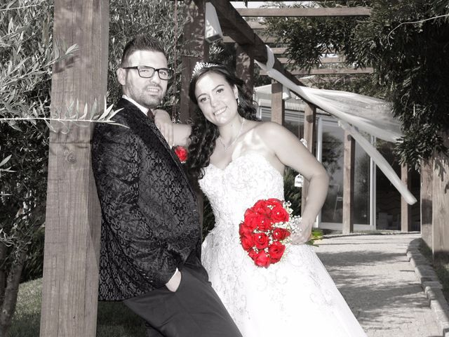 O casamento de Mónica e André