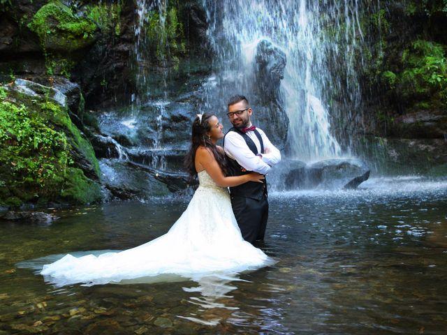 O casamento de André e Mónica em Escariz, Arouca 37