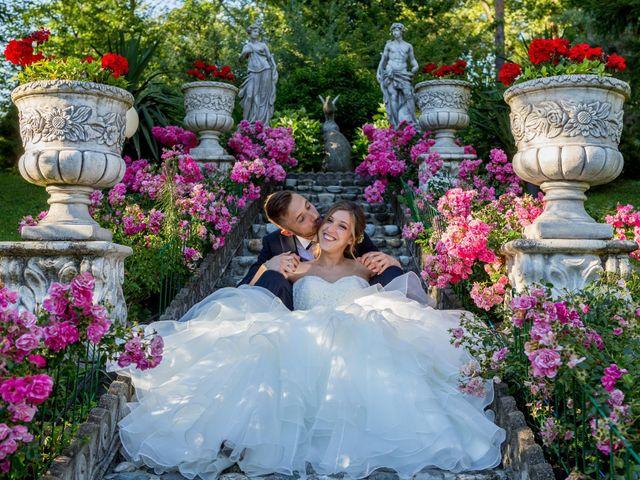 O casamento de Debora e Riccardo