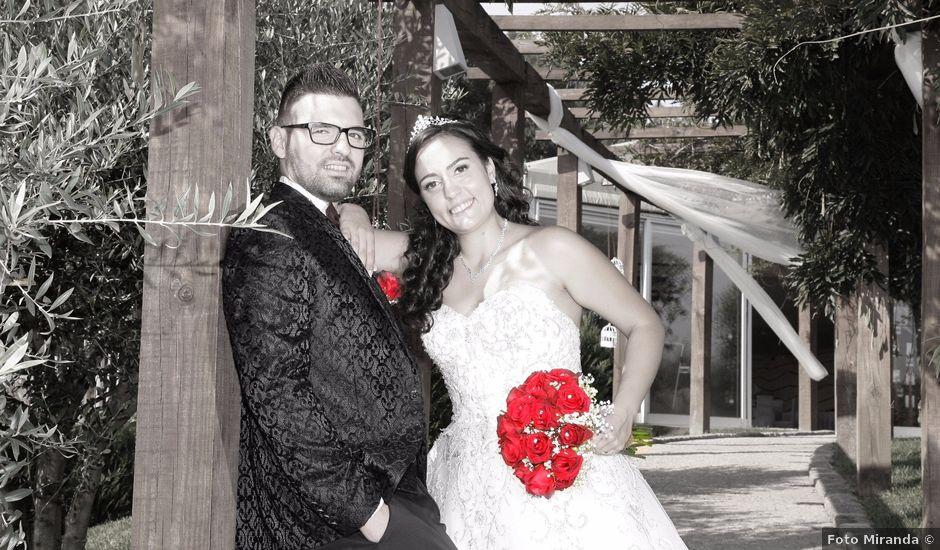 O casamento de André e Mónica em Escariz, Arouca