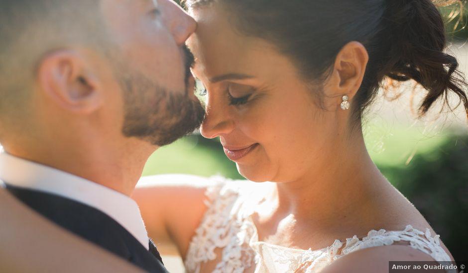O casamento de Marco e Andreia em Santo Tirso, Santo Tirso