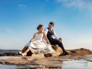 O casamento de Cátia e Márcio