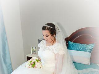 O casamento de Marisa e Bruno 1