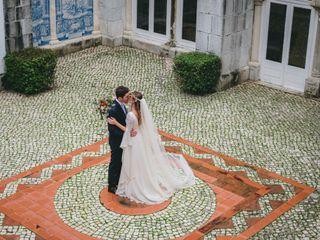 O casamento de Barbara e Ricardo