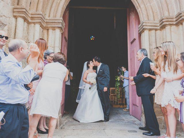O casamento de Isidro e Joana em Vila Real, Vila Real (Concelho) 1