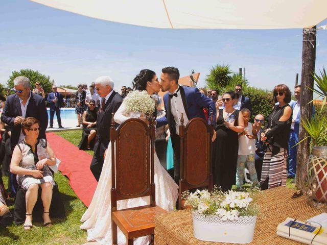 O casamento de Ruben e Ana em Alpalhão, Nisa 1