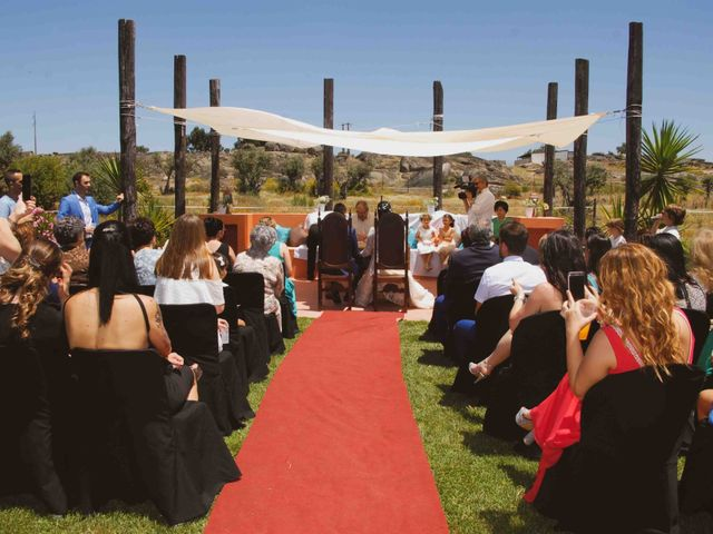 O casamento de Ruben e Ana em Alpalhão, Nisa 2
