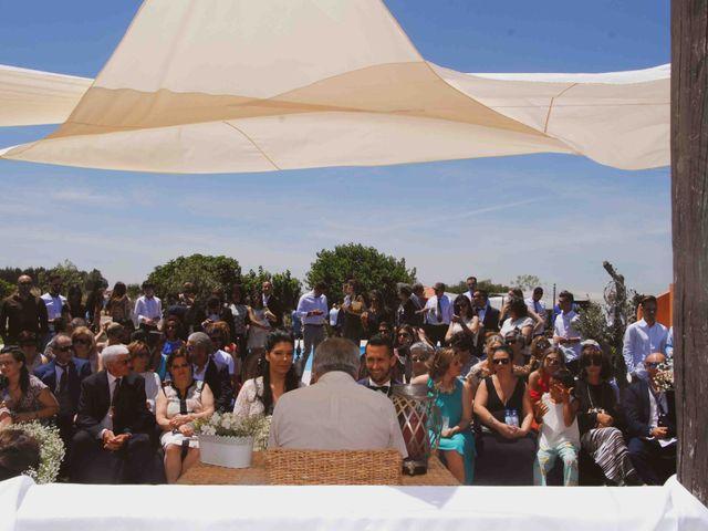 O casamento de Ruben e Ana em Alpalhão, Nisa 4