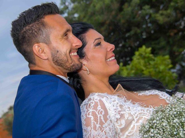 O casamento de Ana e Ruben
