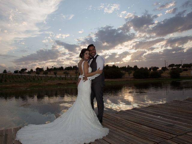 O casamento de Liliana e Francisco