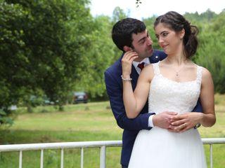 O casamento de Patrícia e Carlos