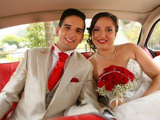 O casamento de Bárbara e Filipe