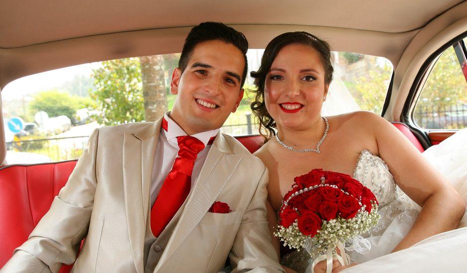 O casamento de Filipe e Bárbara em Castelo de Paiva, Castelo de Paiva