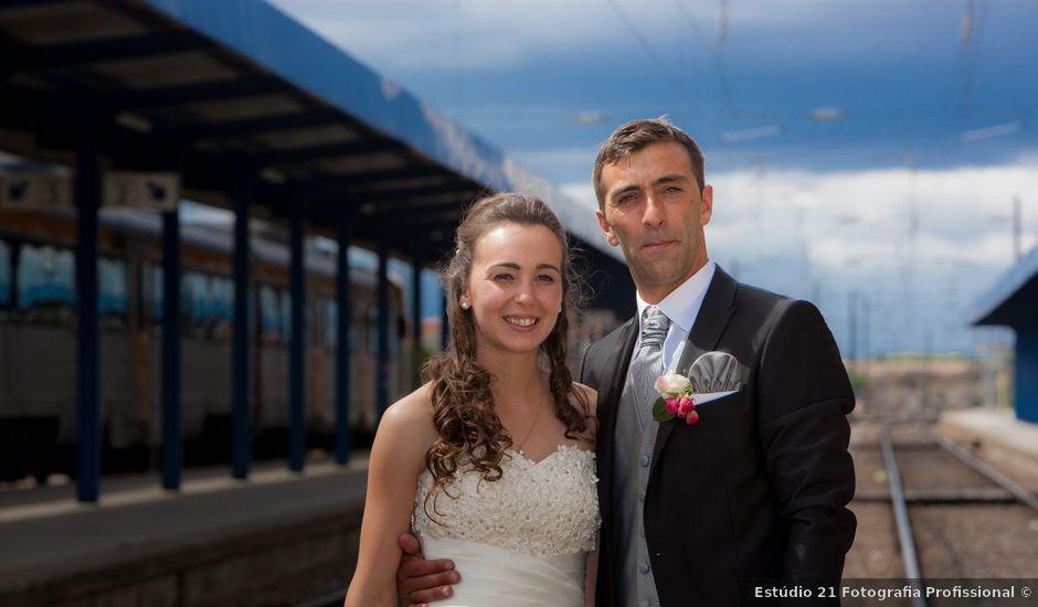 O casamento de Bruno e Liliana em Prado, Guarda (Concelho)