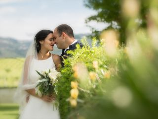 O casamento de Cláudia e Rudolfo