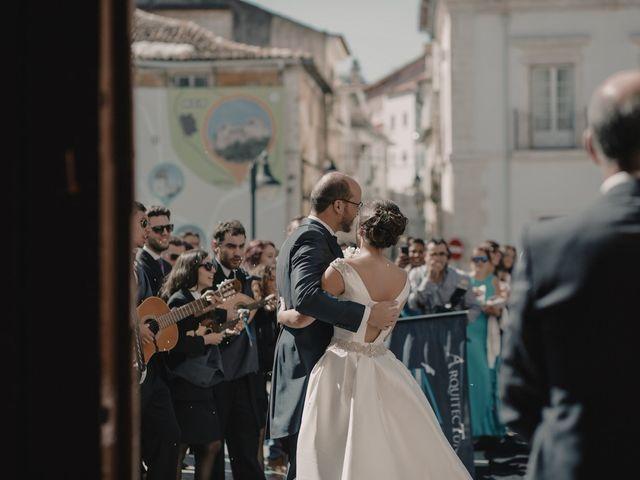 O casamento de Pedro e Ana em Leiria, Leiria (Concelho) 1