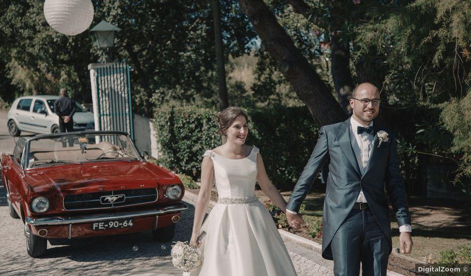 O casamento de Pedro e Ana em Leiria, Leiria (Concelho)