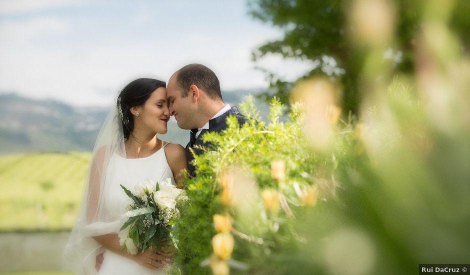 O casamento de Rudolfo e Cláudia em Lamego, Lamego