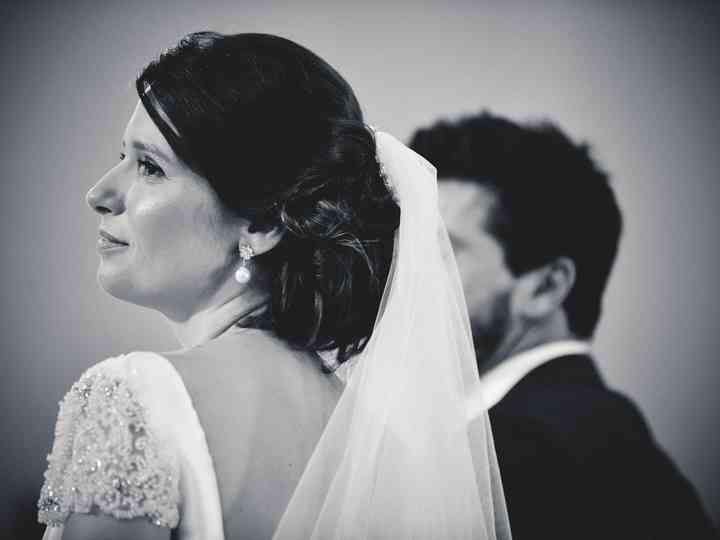 O casamento de Lucia e Marco