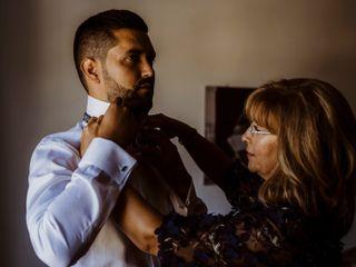 O casamento de Daniela e Tiago 1