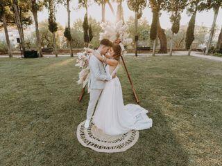 O casamento de Dóris e Diogo
