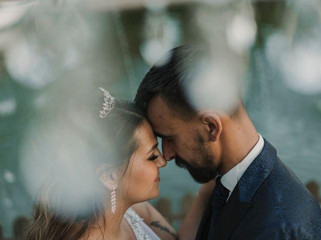 O casamento de Telma e Micael