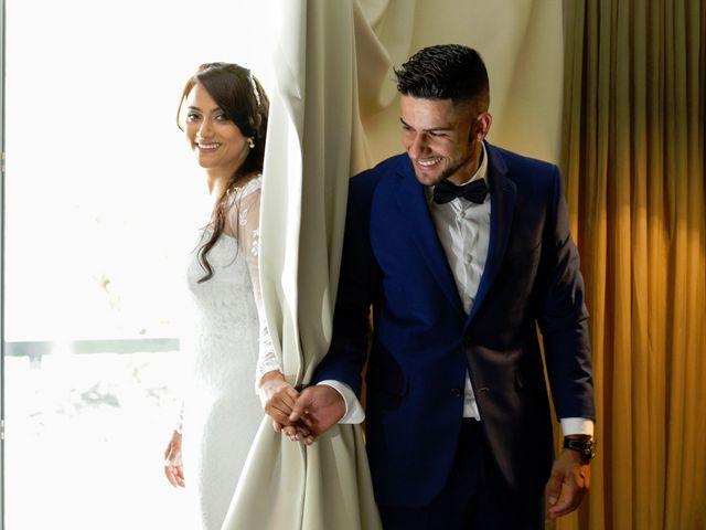 O casamento de Célio e Grenda em Fonte da Telha, Almada 15