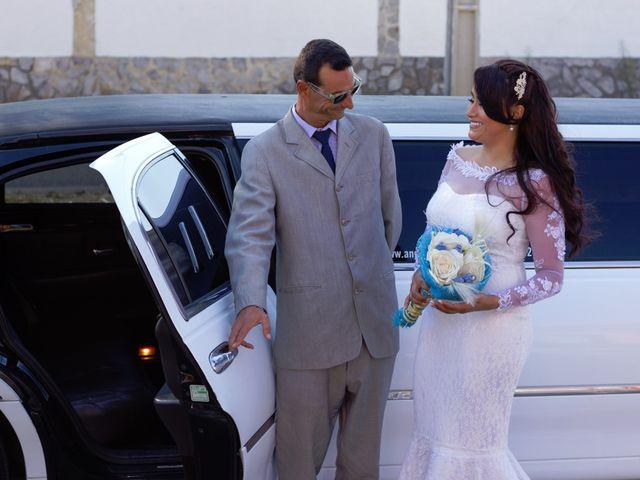 O casamento de Célio e Grenda em Fonte da Telha, Almada 23