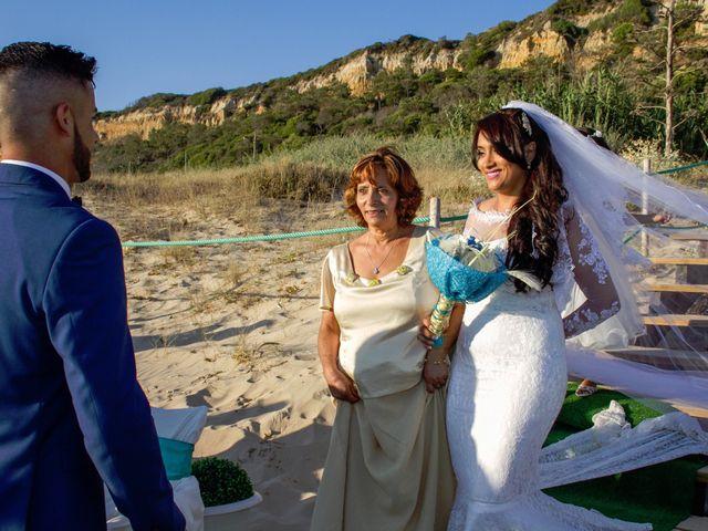O casamento de Célio e Grenda em Fonte da Telha, Almada 42