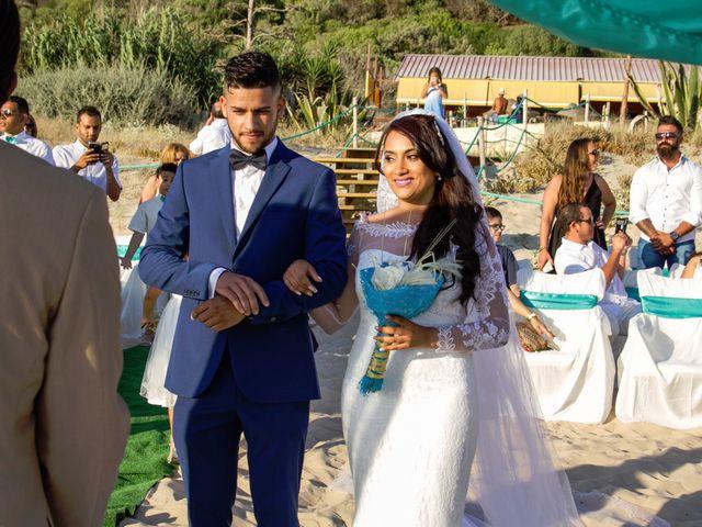 O casamento de Célio e Grenda em Fonte da Telha, Almada 46