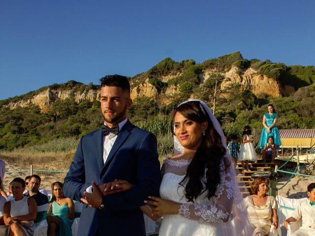 O casamento de Célio e Grenda em Fonte da Telha, Almada 49
